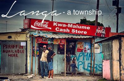 Langa a township