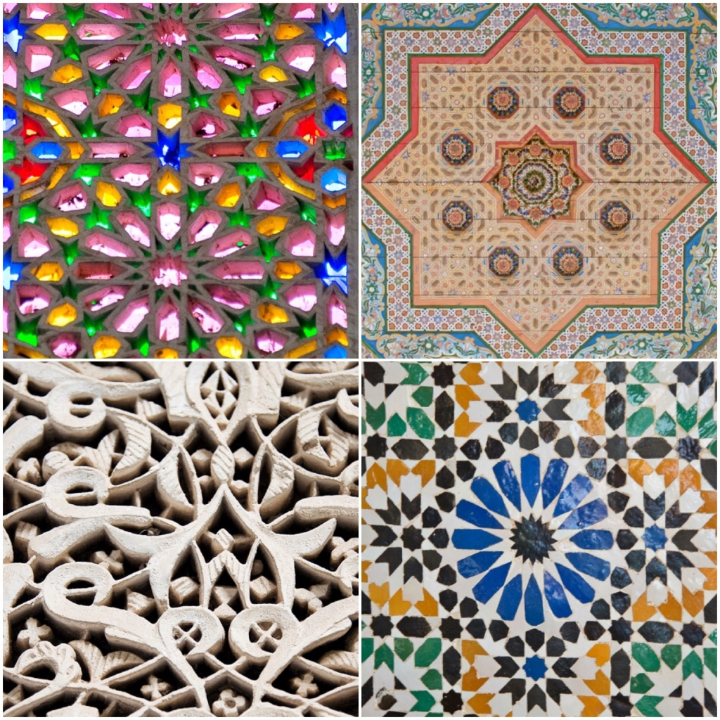 Patterns of Marrakech