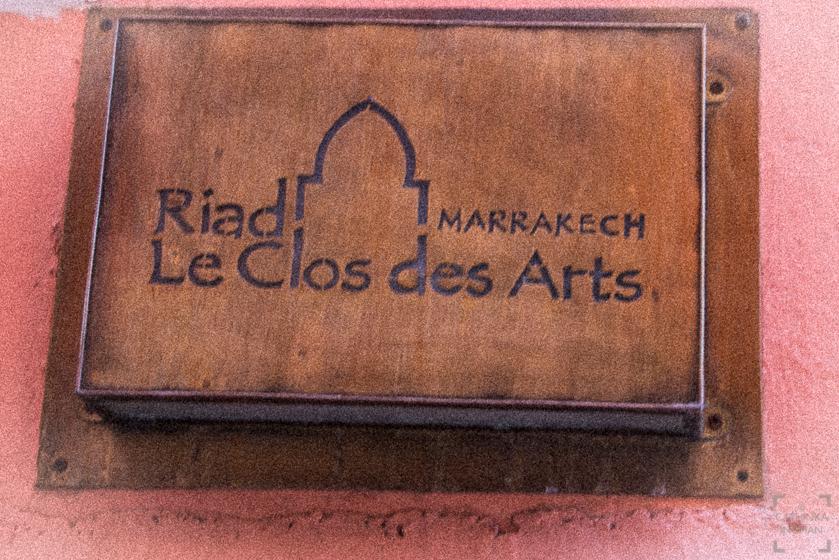 Riad le Clos des Arts