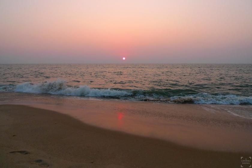 Indien, Kerela, Marari Beach, Paradisstränder