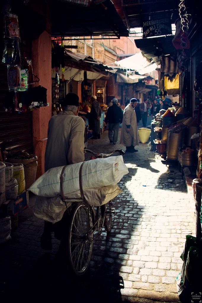 Restips till Marrakech