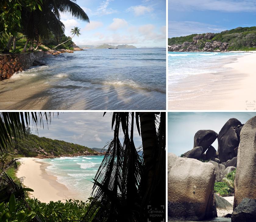 La Digue, Seychellerna, Paradiset