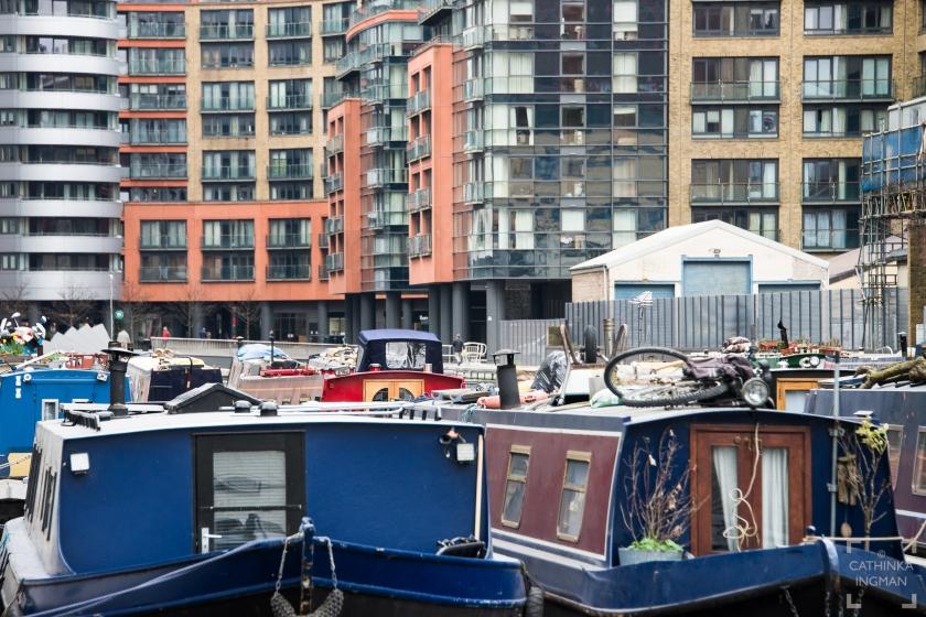 Regent's Canal, London, Citybreak, weekendresor