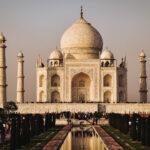 Resa till Indien, från Dehli till Taj Mahal
