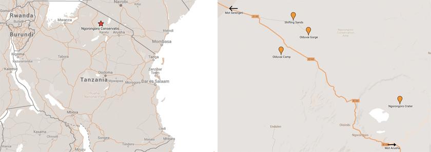 Tanzania, safari, Olduvai