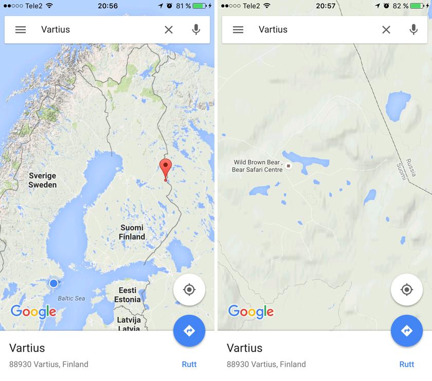 Nu packar jag för Finland!