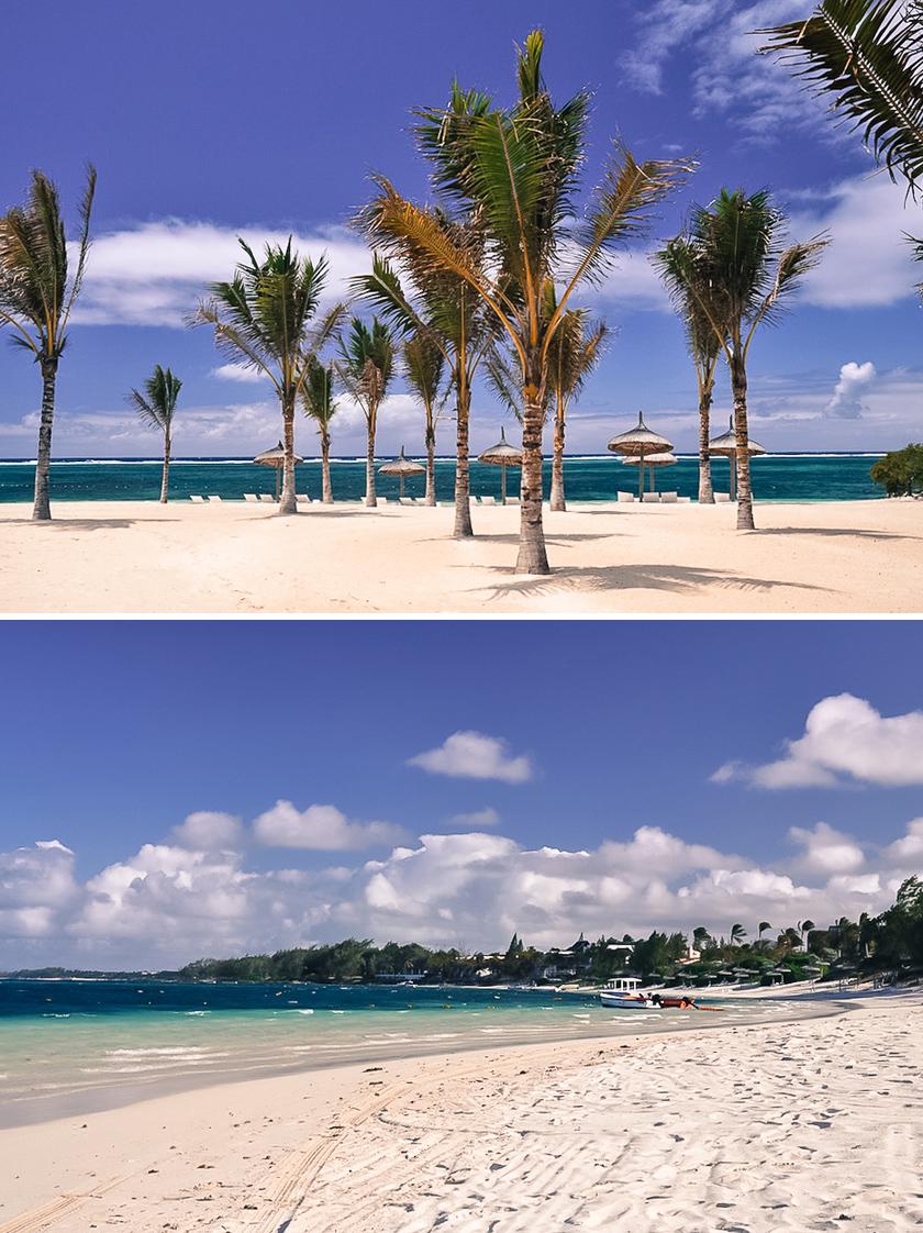 Mauritius stränder, Belle Mare
