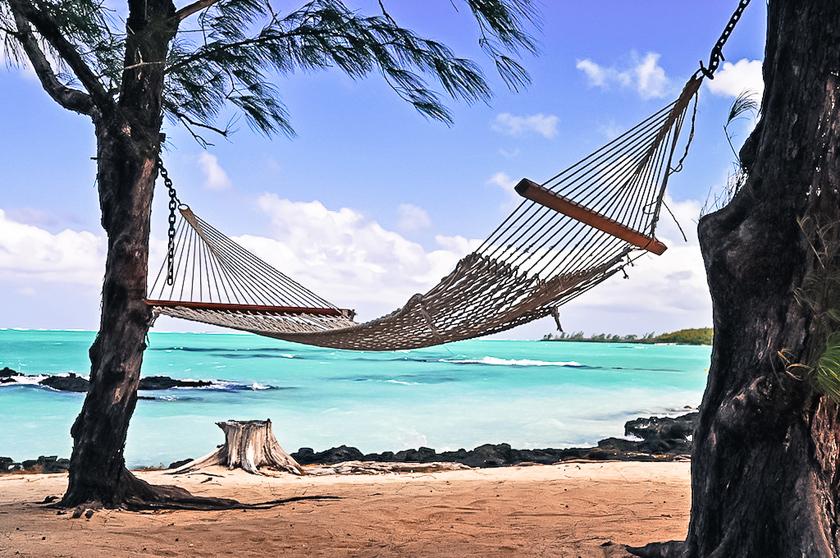 Mauritius strander