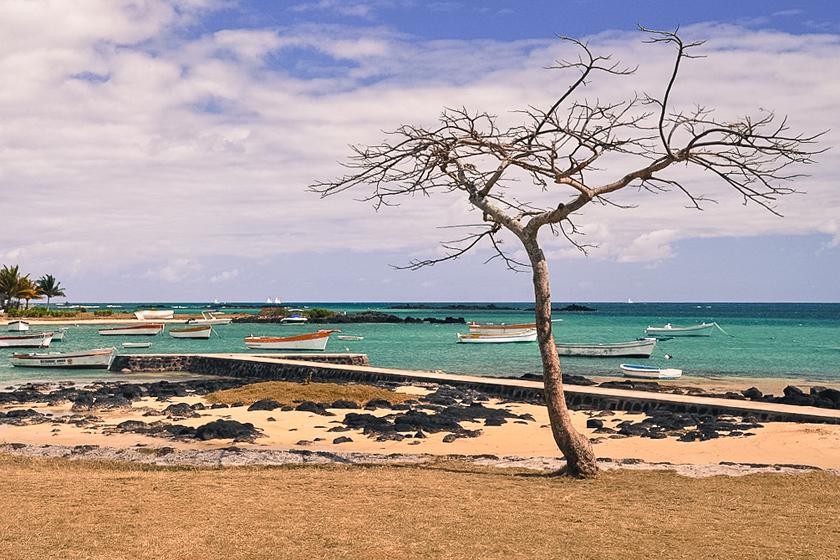 Mauritius stränder, Cap Maheureux