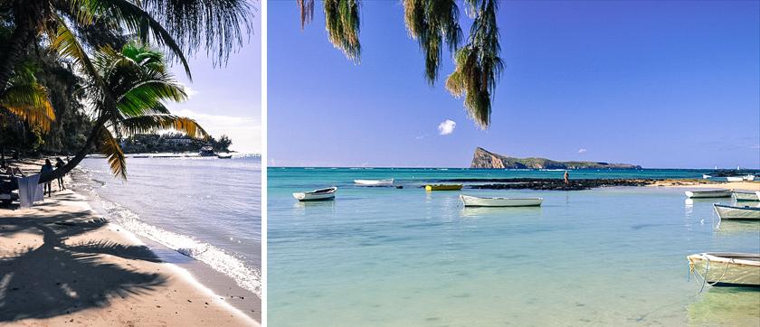 Mauritius sttränder, Bain Boeu