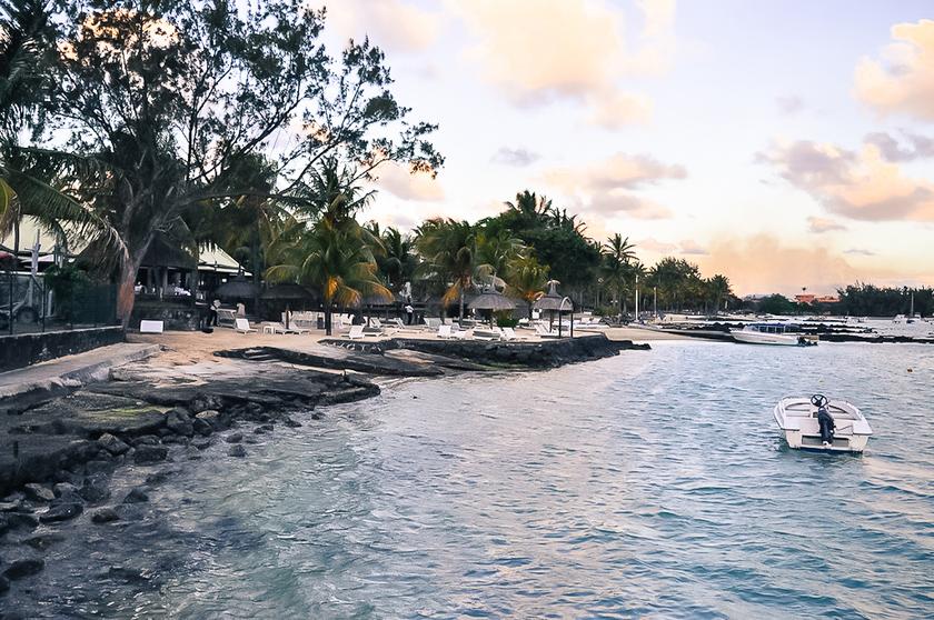 Mauritius stränder, Grand Bai