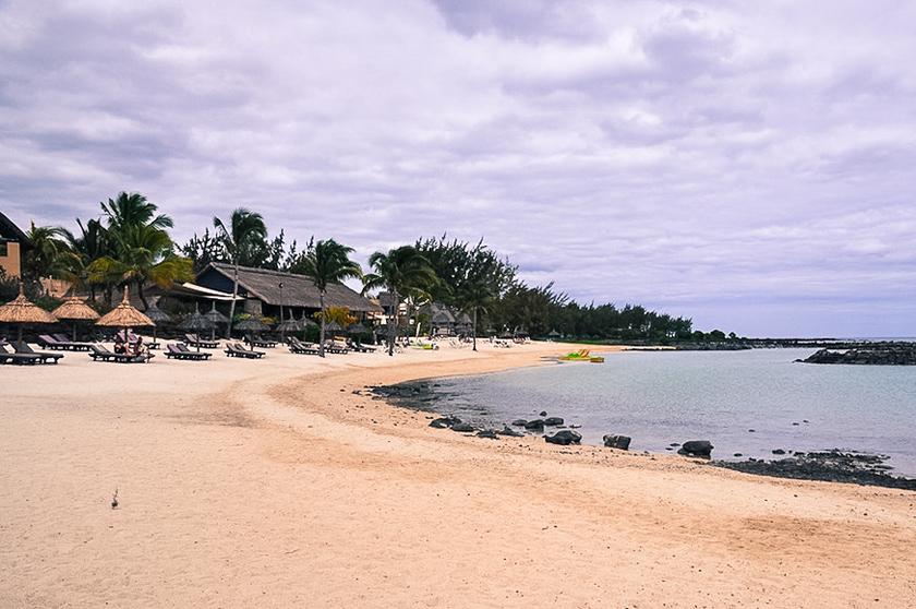 Mauritius stränder, Trou aux Biches