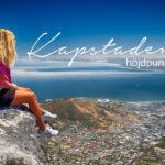Kapstadens höjdpunkter