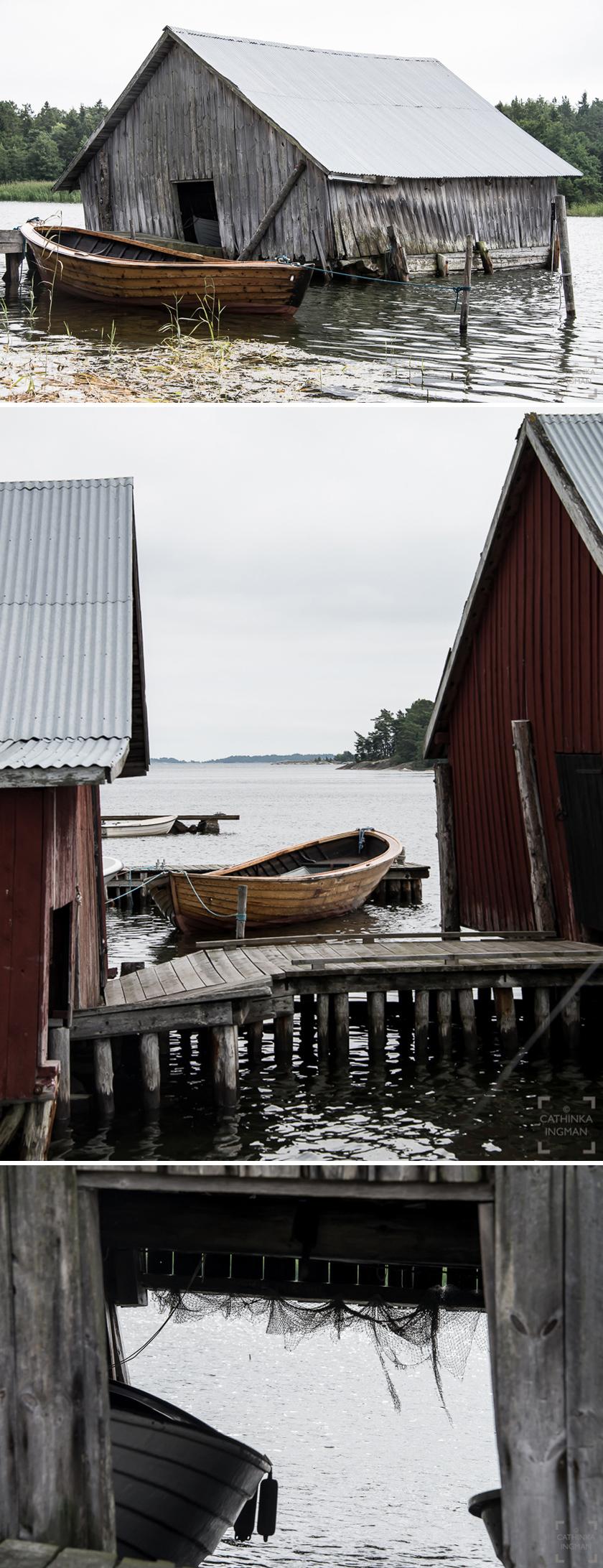 Vandra på Åland