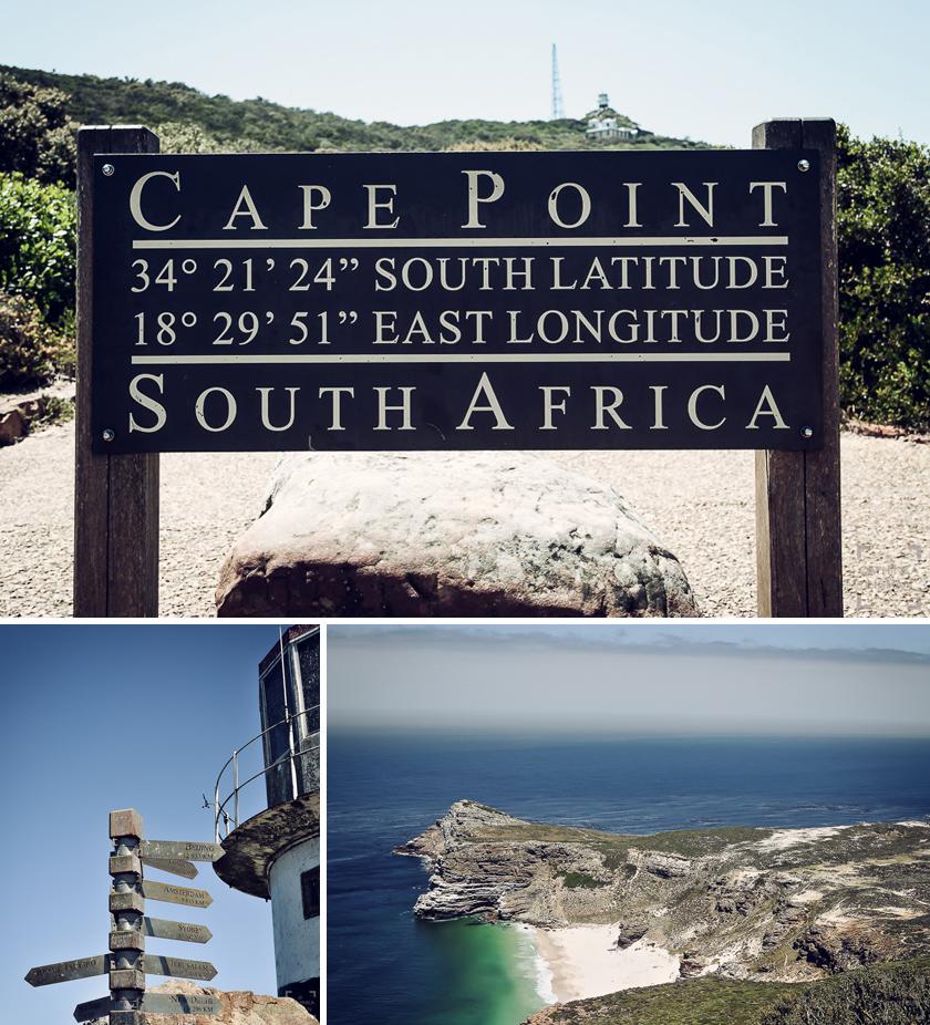 Godahoppsudden. Kapudden, Cape of Good Hope