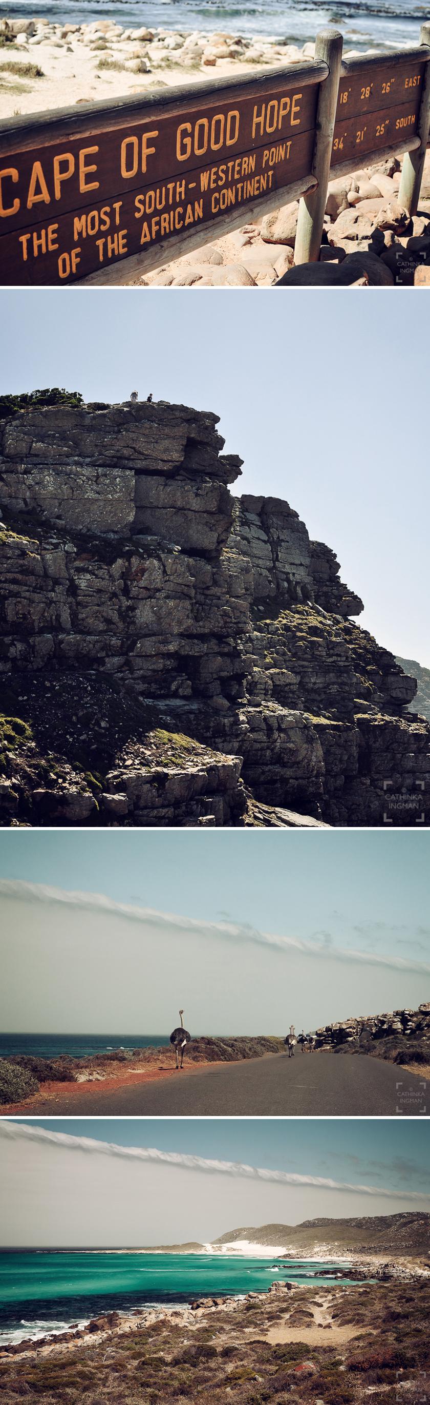 Godahoppsudden, Cape of Good Hope