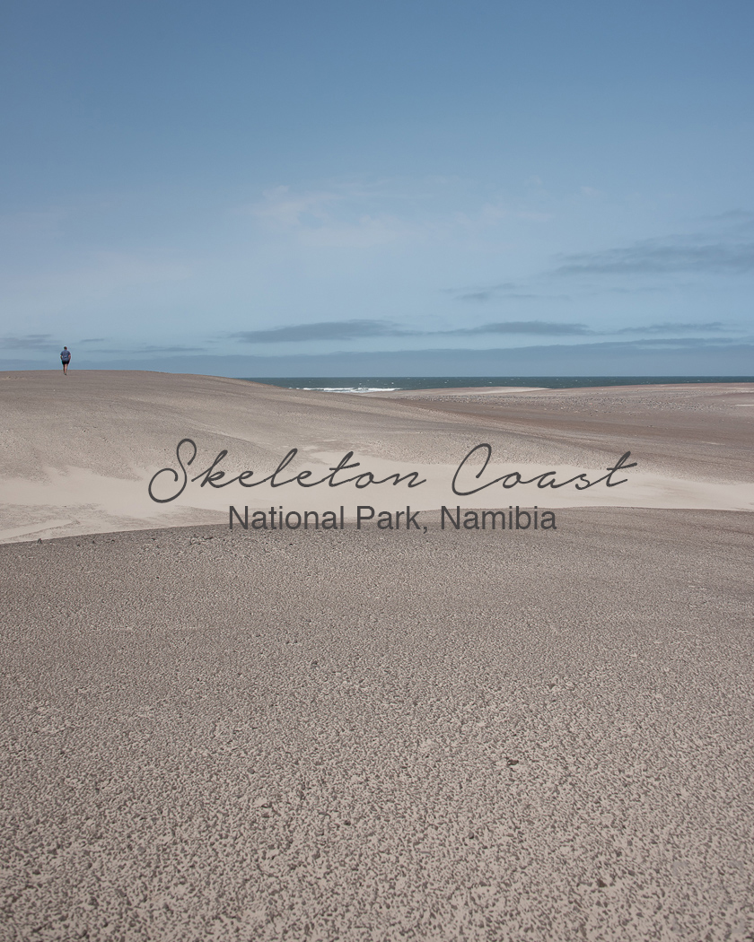 Roadtrip Namibia Skeletoncoast