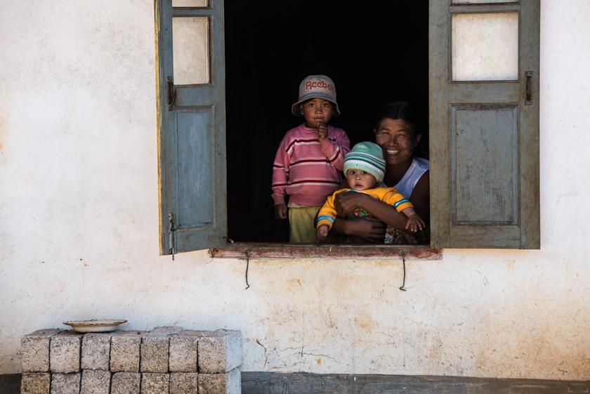Rundresa i Burma, kalaw, vandring i burma, myanmar
