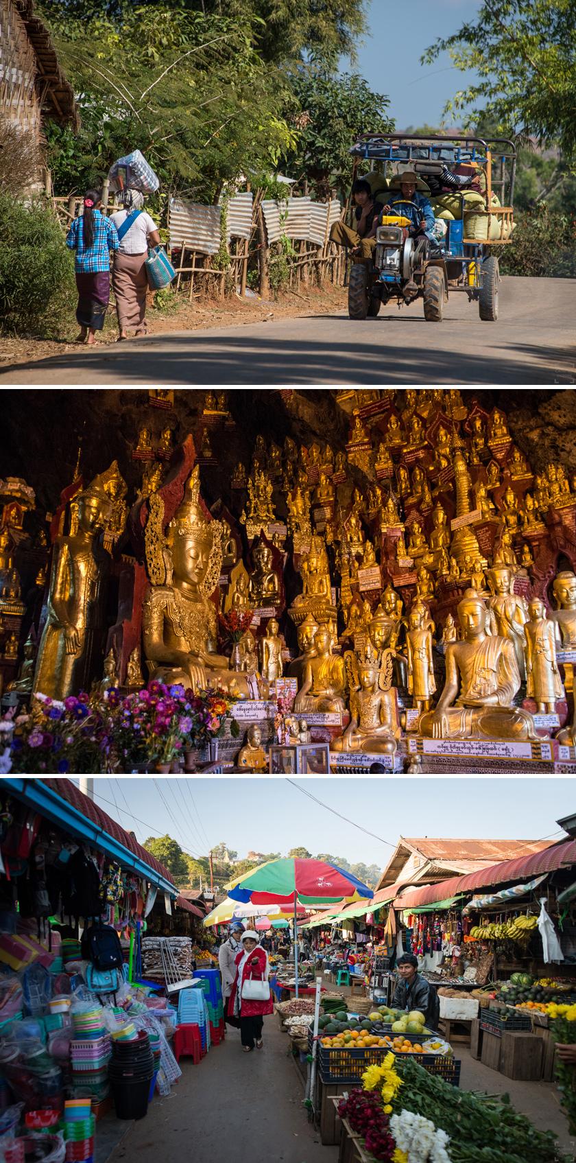 Burma resa, Kalaw