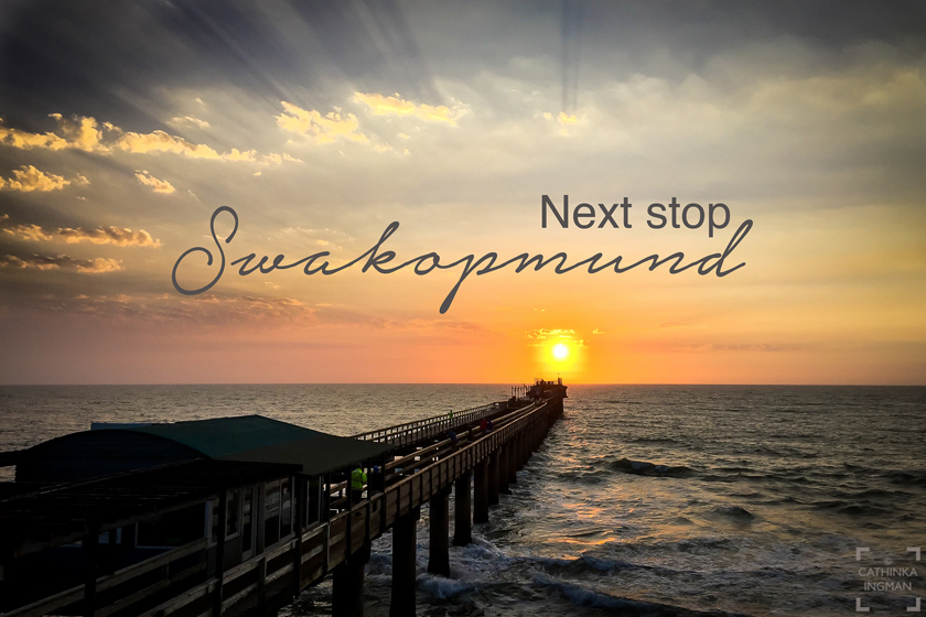 Next stop Swakopmund. att göra i swakopmund