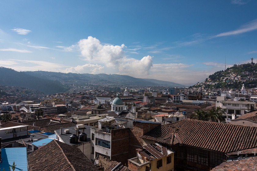 Sightseeing i Quito