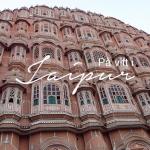 Jaipur den rosa staden