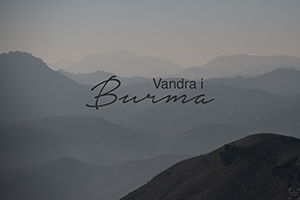 Vandra i Burrma, Shane State, Kalaw, Inle lake