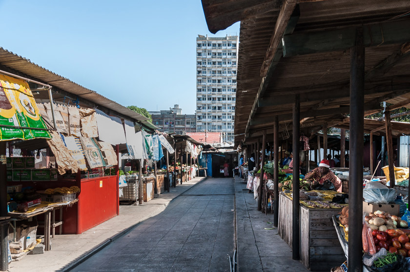 En guide till Maputo, Mozambique