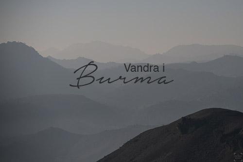 Restips Burma, vandra i burma