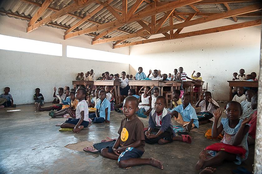 Bazaruto school