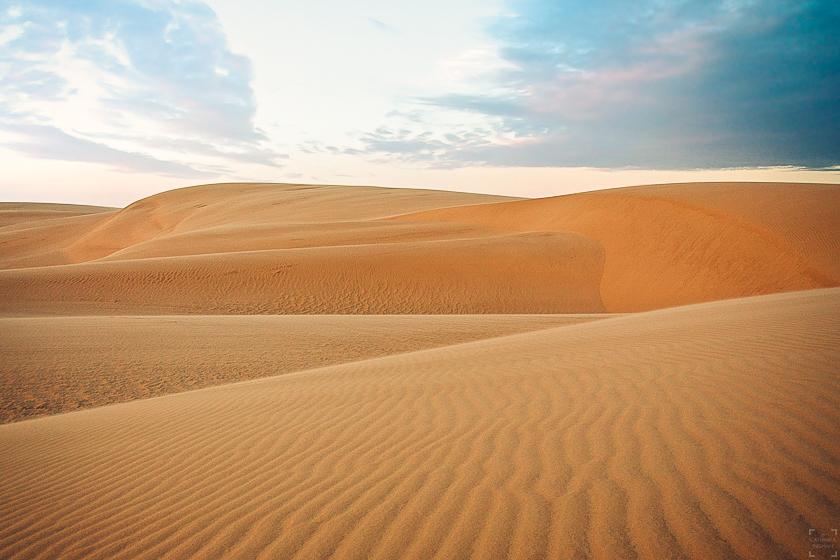 Bazaruto sand dunes