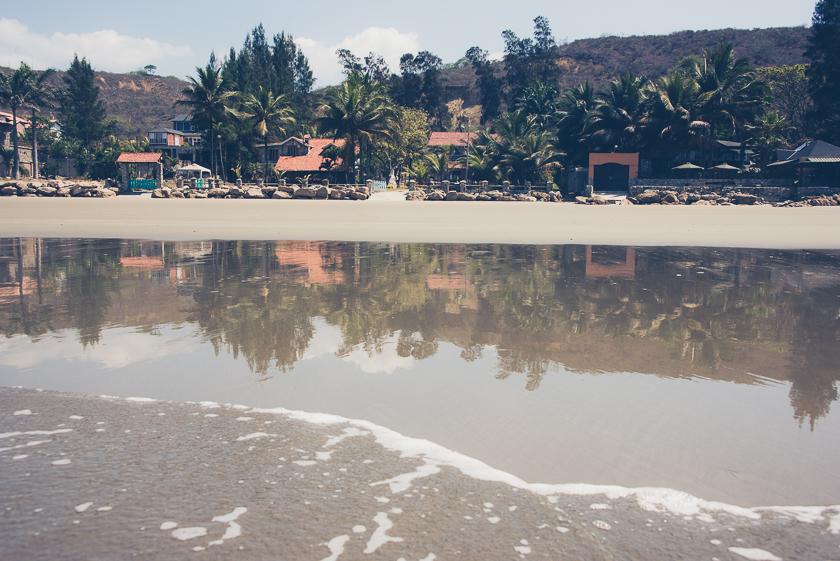 Ecuadors bästa strand