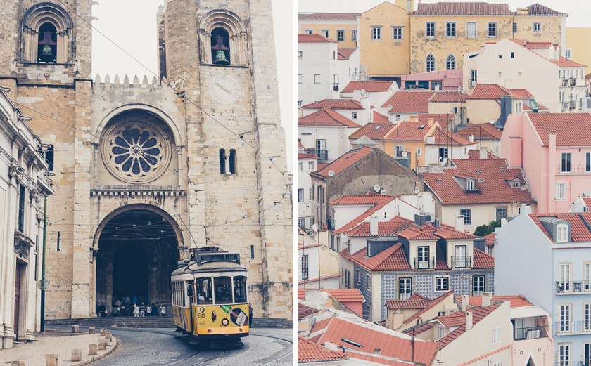 Lissabon tips, Alfama, weekend i Lissabon