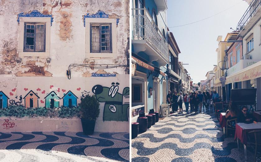 Utflykt till Sintra och Cascais, weekend Lissabon, cascais stränder, bus 403 sintra cascais