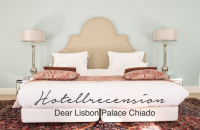 Dear Lisbon, hotellrecension, Lissabon