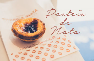 Pasteis de Nata, Resa till Lissabon, restips lissabon