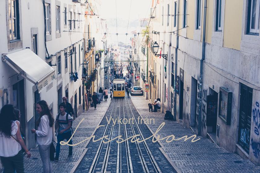 Vykort från Lissabon