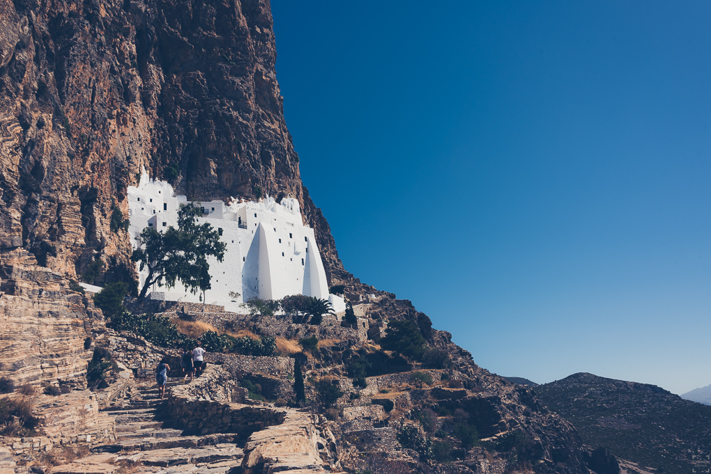Roadtrip på Amorgos