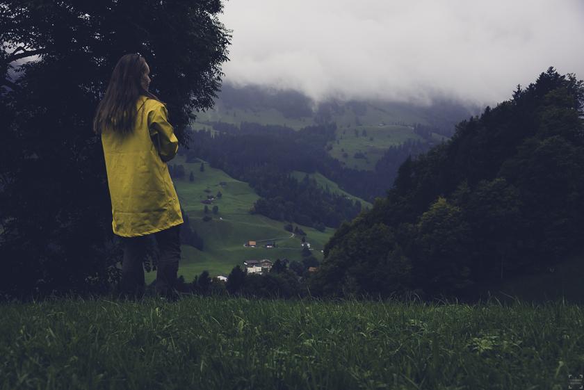 Vykort från Schweiz