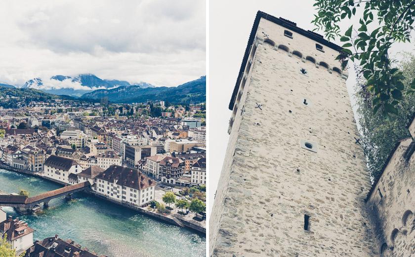 Luzern sevärdheter