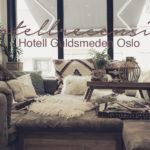 Hotell Guldsmeden Oslo, weekend i Oslo