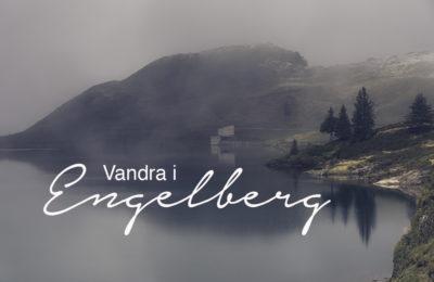 Vandra i Engelberg, Resa till Schweiz