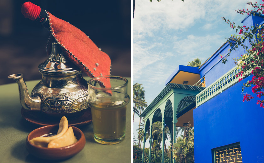 Marrakech tips, Jardin Majorelle