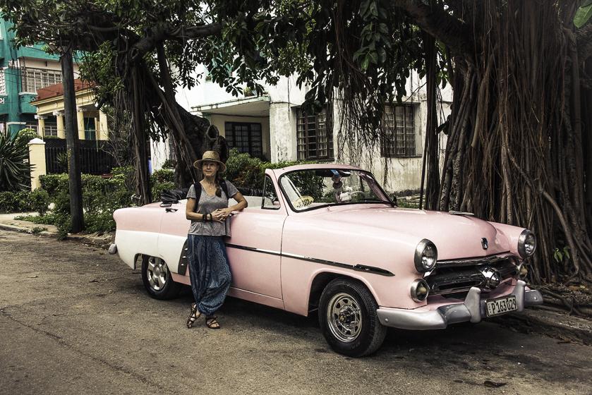 resa till Kuba, Resa på Kuba, Kuba resa, Havanna, klassisk Kubabil, cathinka ingman