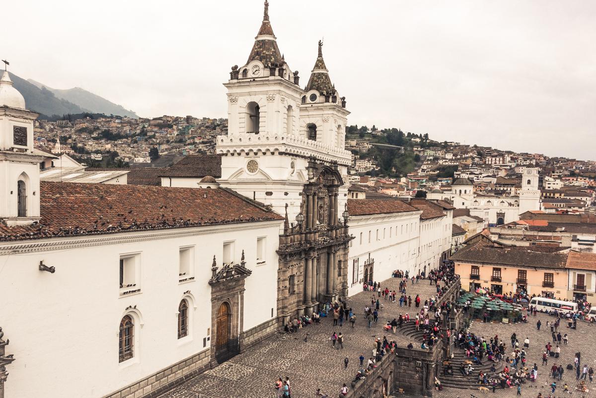 Resa i Ecuador