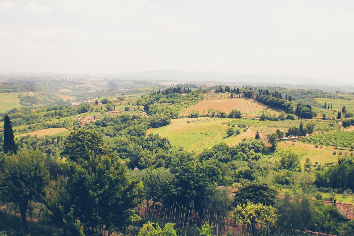 Vandring i Italien, Osprey