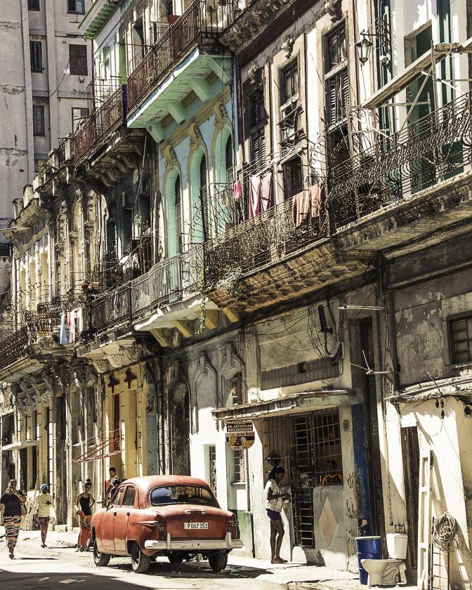 Resa på Kuba