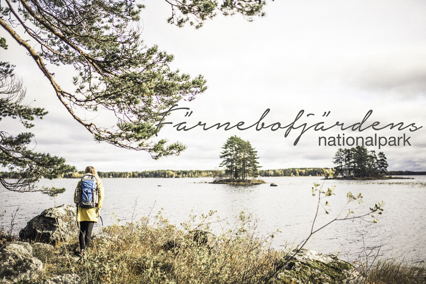 sveriges nationalparker färnebofjärdens nationalpark