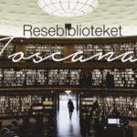 Reseblogg, resebibliotek toscana, resa till italien