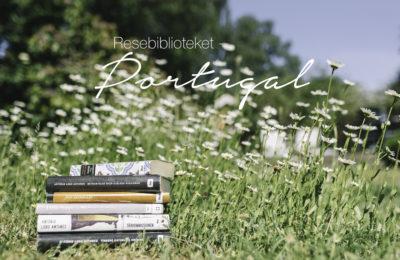 Resebiblioteket Portugal, böcker som utspelar sig i Portugal